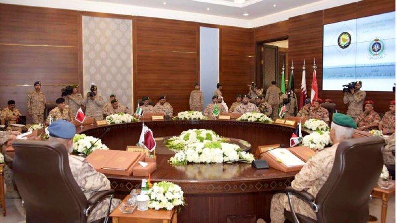 رؤساء أركان الخليج: نساند إجراءات الدفاع السعودية