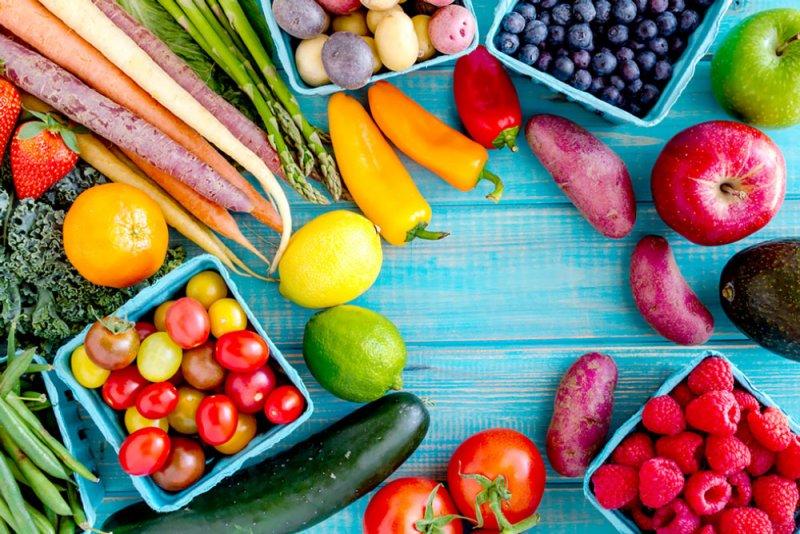 الفواكه والخضروات تحسن الصحة النفسية