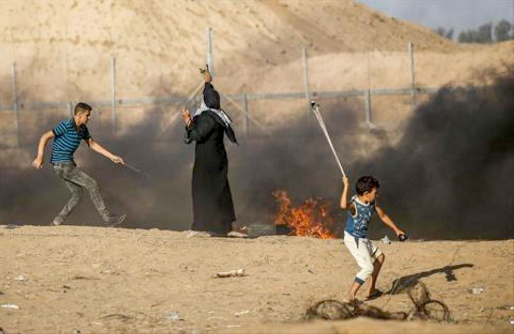شهيد فلسطيني برصاص الاحتلال شرق غزة