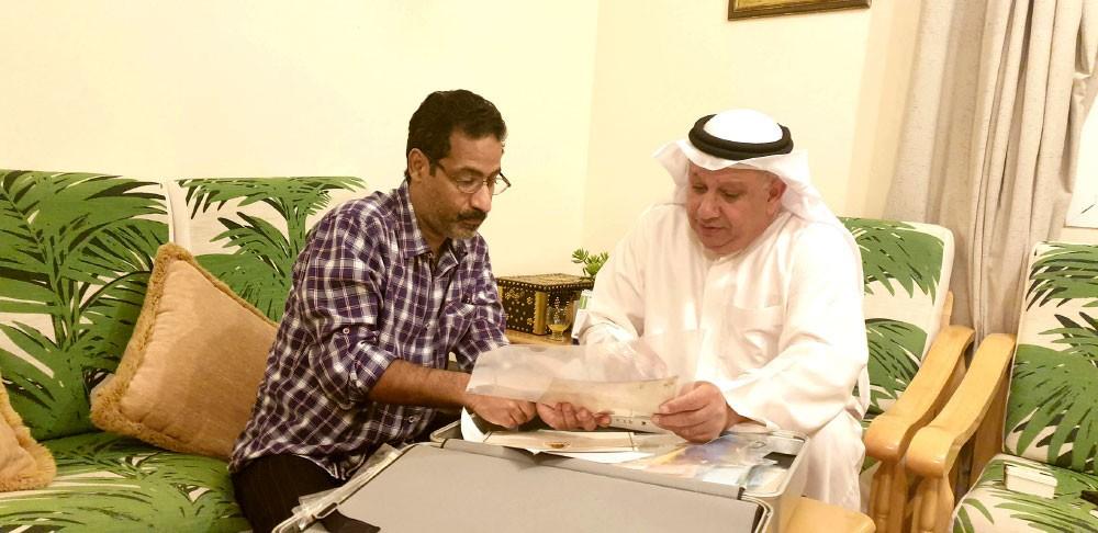 جامع الوثائق عبدالجليل: ينبغي أن يكون لكل عائلة سجلاتها ووثائقها الخاصة