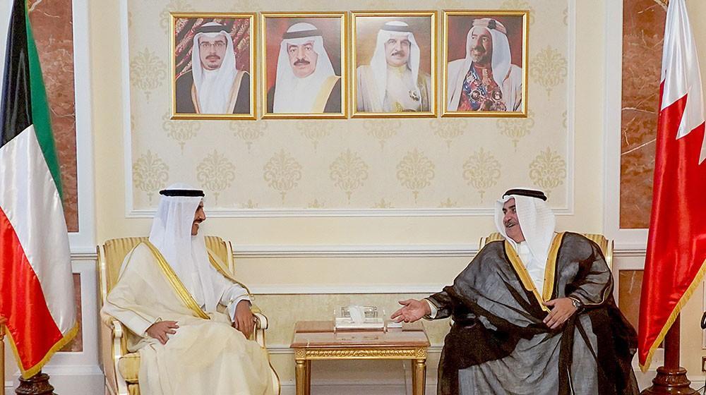 وزير الخارجية يتسلم أوراق اعتماد السفير الكويتي