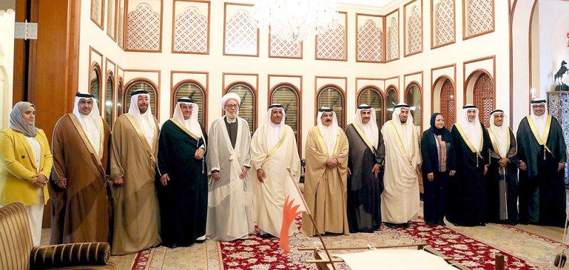 نعتز بتاريخ  البحرين العريق وريادتها في مجال القضاء