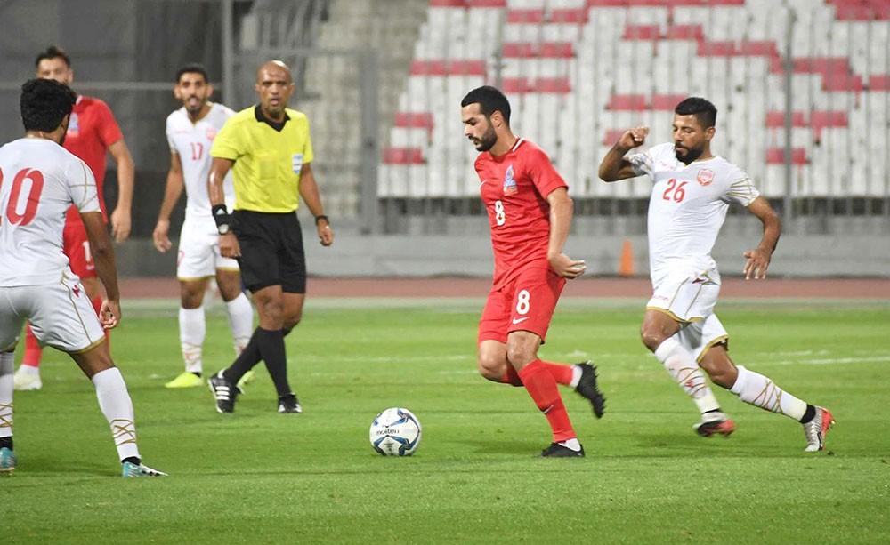 الأحمر يخسر وديًا أمام أذربيجان