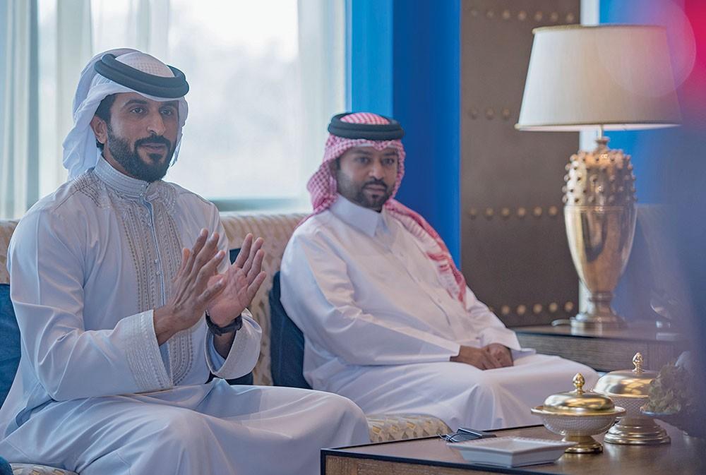 ناصر بن حمد يوجه لإنشاء صندوق دعم للمشاريع الرياضية والشبابية
