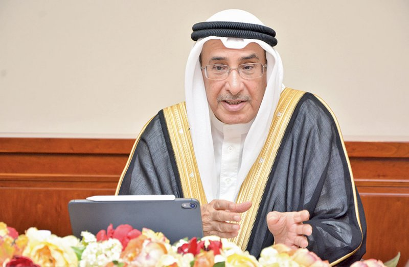 الشيخ خالد بن عبدالله:استكمال الخدمات في المدن الجديدة