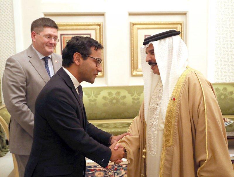 البحرين تسعى دائما لترسيخ التقارب والعيش المشترك بين الحضارات