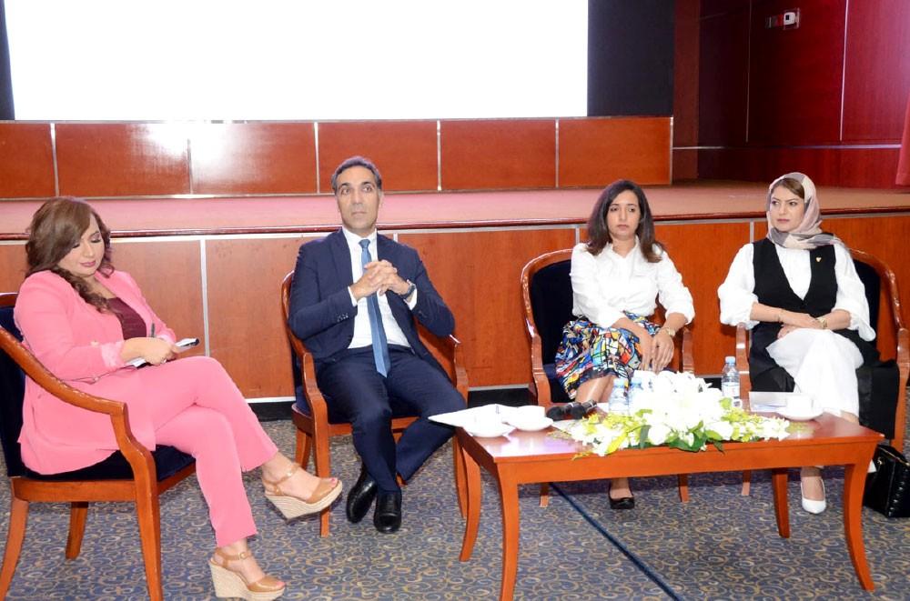"""خطة إعلامية لنشر مفاهيم وأهداف """"بحريننا"""""""