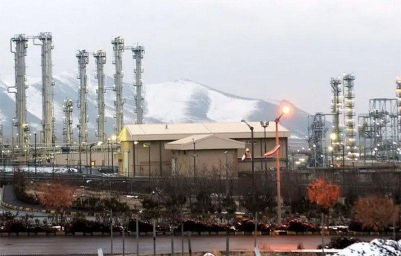 إيران تشغل الدائرة الثانوية بمفاعل أراك