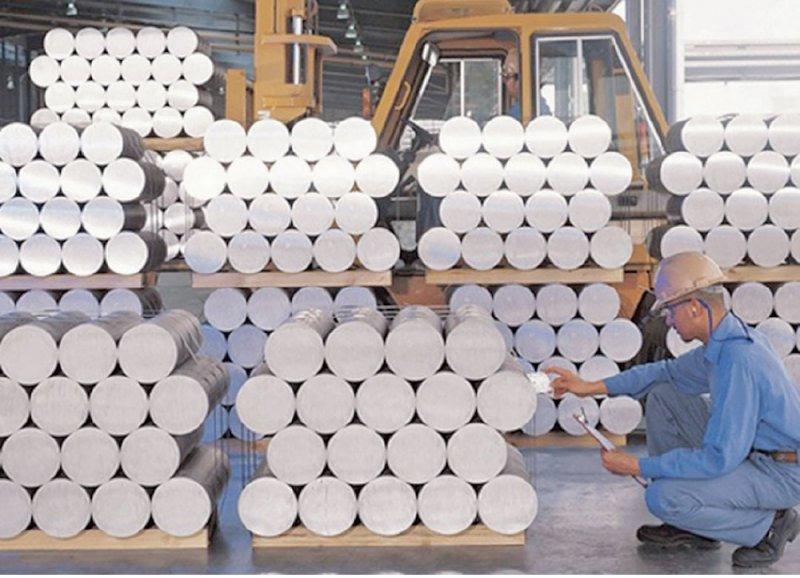 232 مليون دينار صادرات الألمنيوم بالربع الثالث