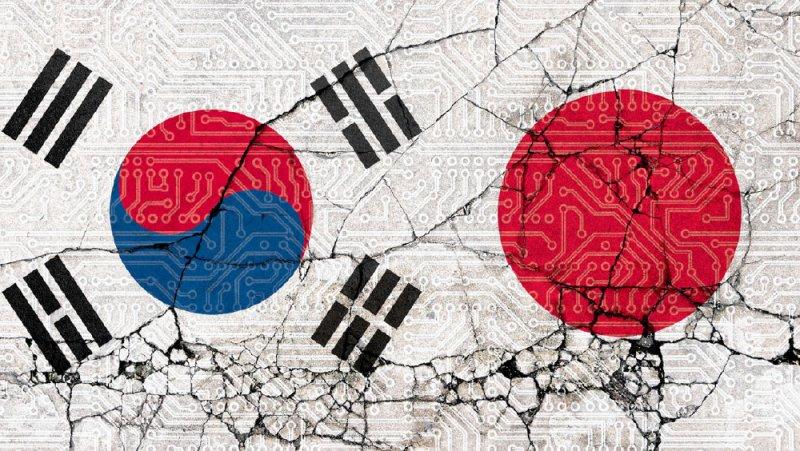 جولة ثانية من المحادثات بين سيئول وطوكيو لحل الخلاف التجاري