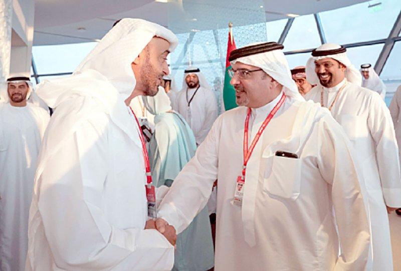 سمو ولي العهد: علاقات البحرين والإمارات مرتكزة على أسس متينة من الروابط التاريخية