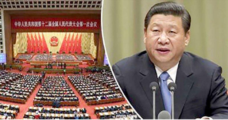 الصين تتخلى عن ذكر هدف الناتج المحلي مع افتتاح البرلمان