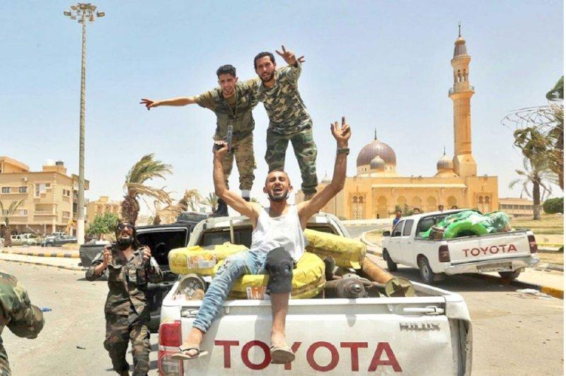 الجيش الليبي يرفض حضور تركيا أي مفاوضات