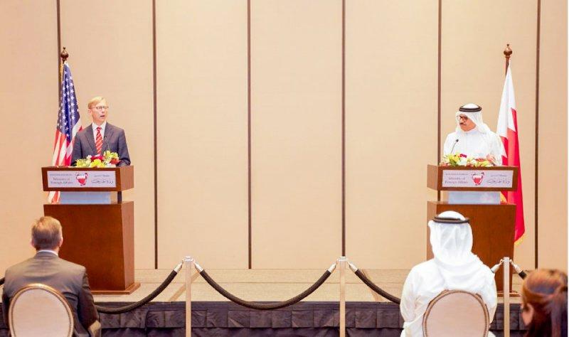 وجهات النظر اتفقت على ضرورة مواجهة التدخلات الإيرانية بالمنطقة