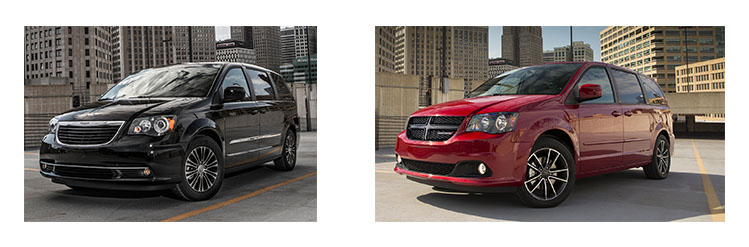 dodge grand caravan vs chrysler town country what 39 s. Black Bedroom Furniture Sets. Home Design Ideas