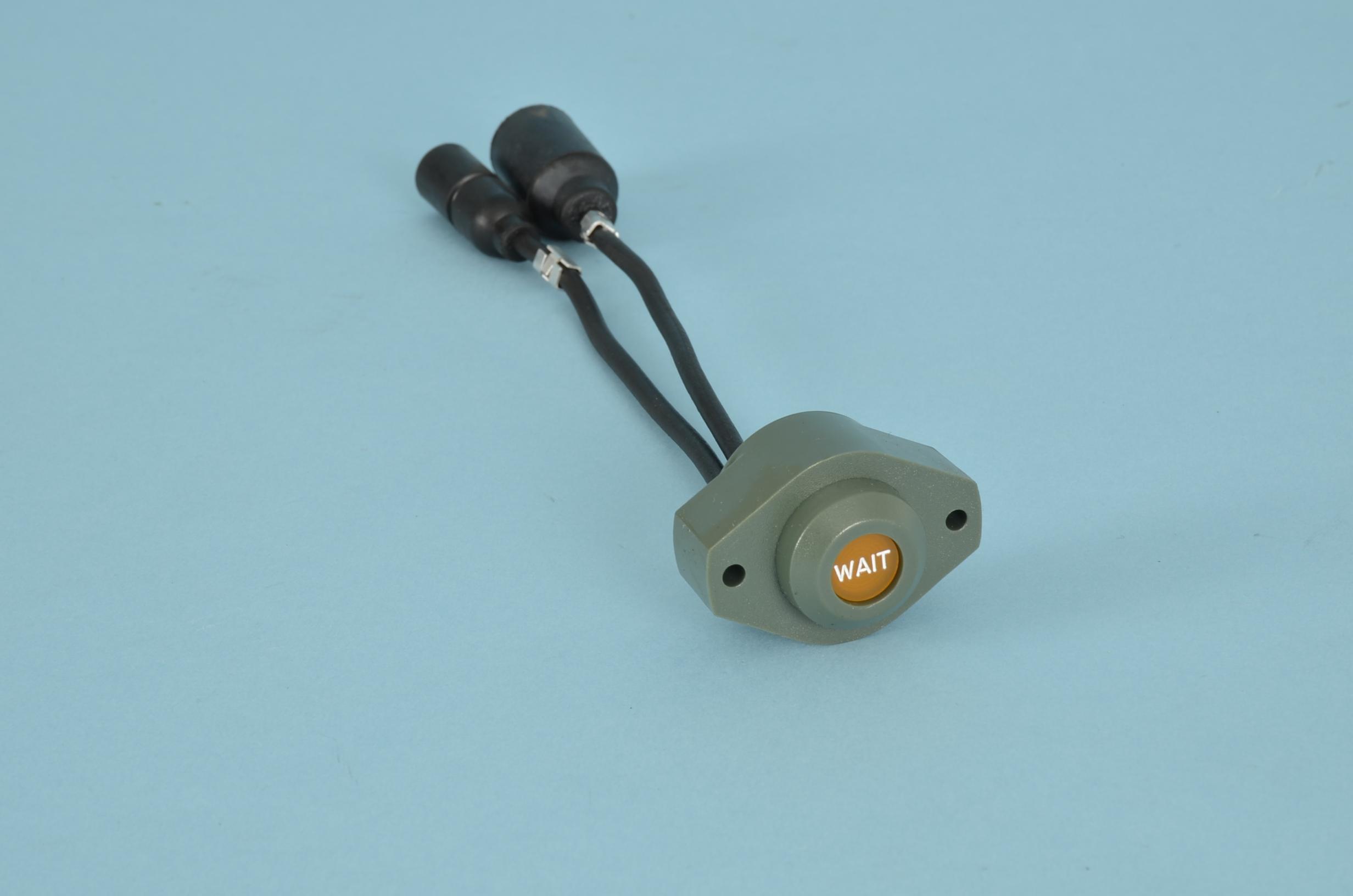 WARNING INDICATOR LAMP ASSEMBLY LED