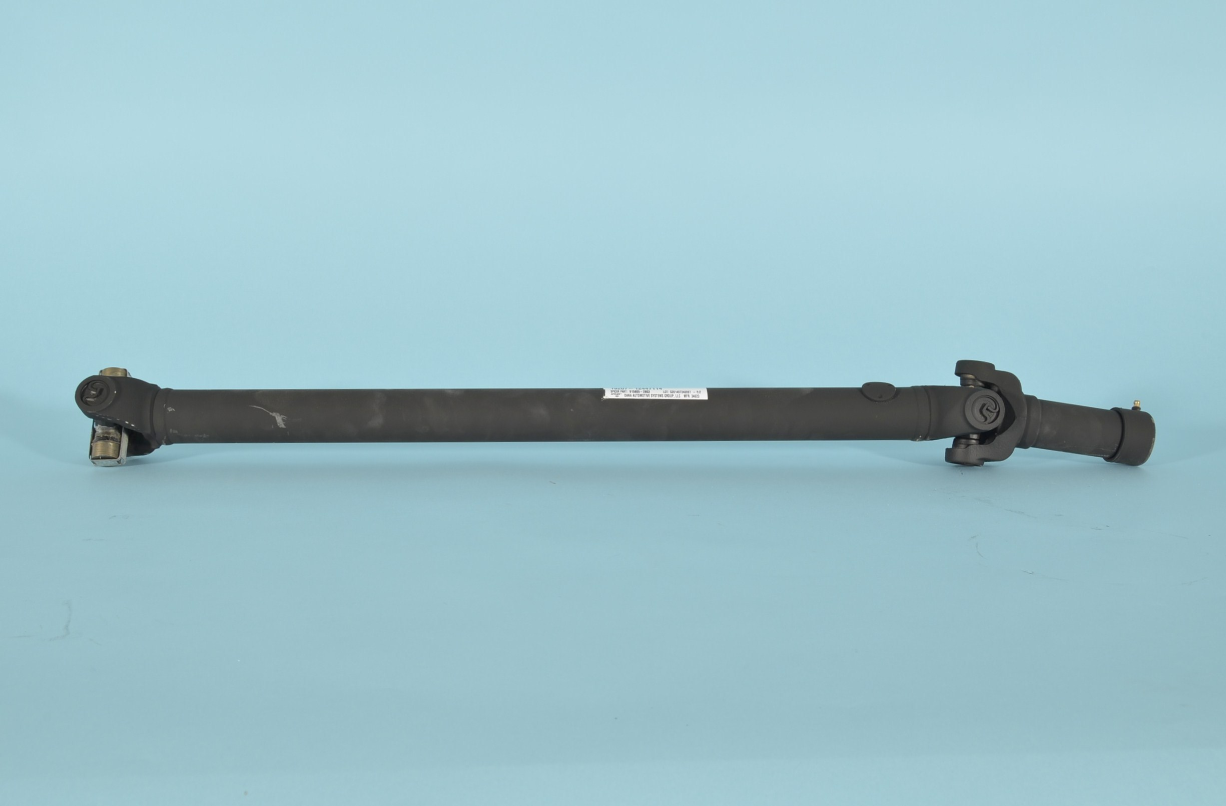 DRIVESHAFT ASSEMBLY FRONT