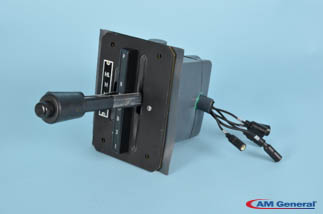 SHIFT CONTROL ASSEMBLY