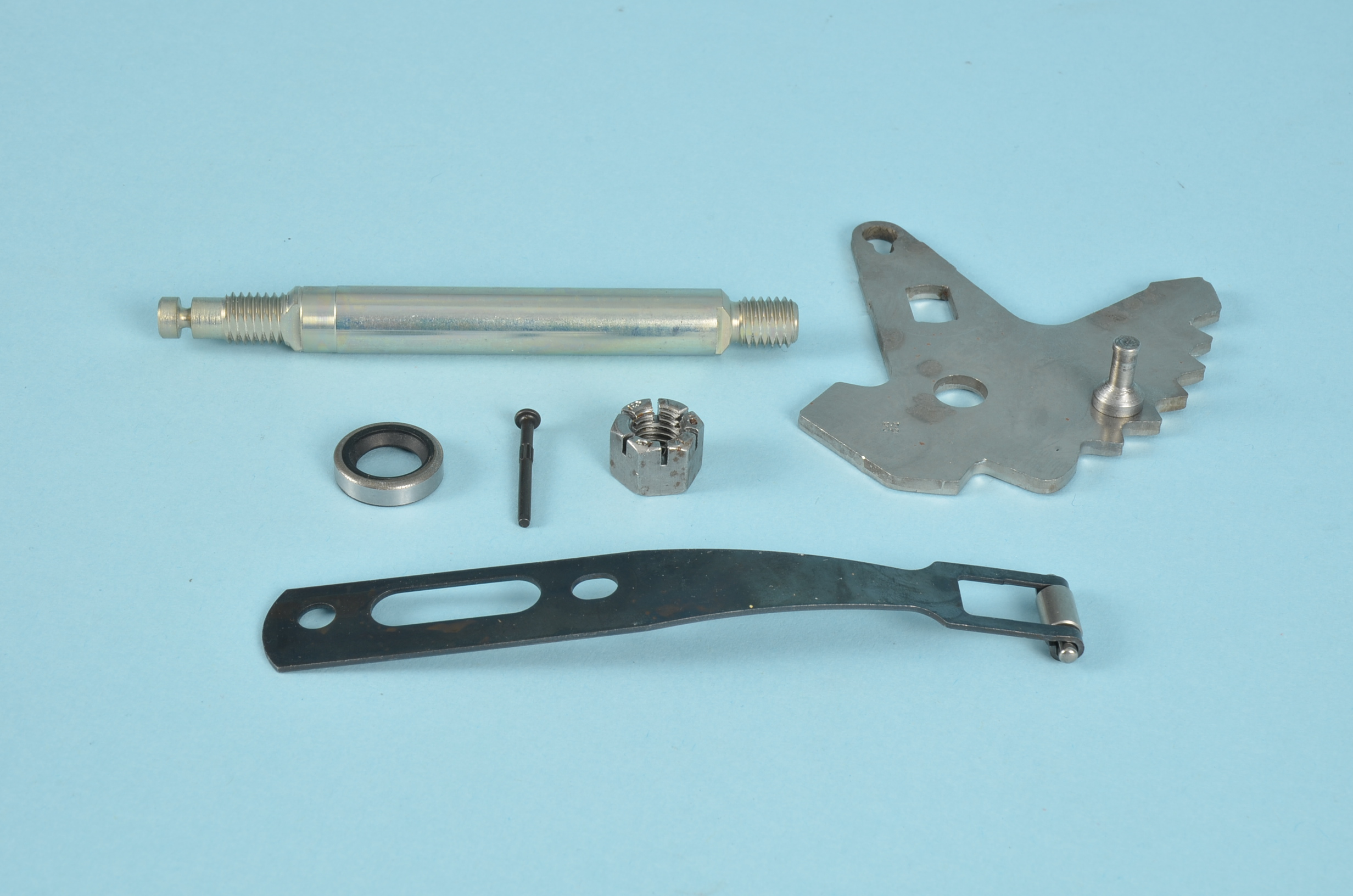 LEVER AND SHAFT MANUAL