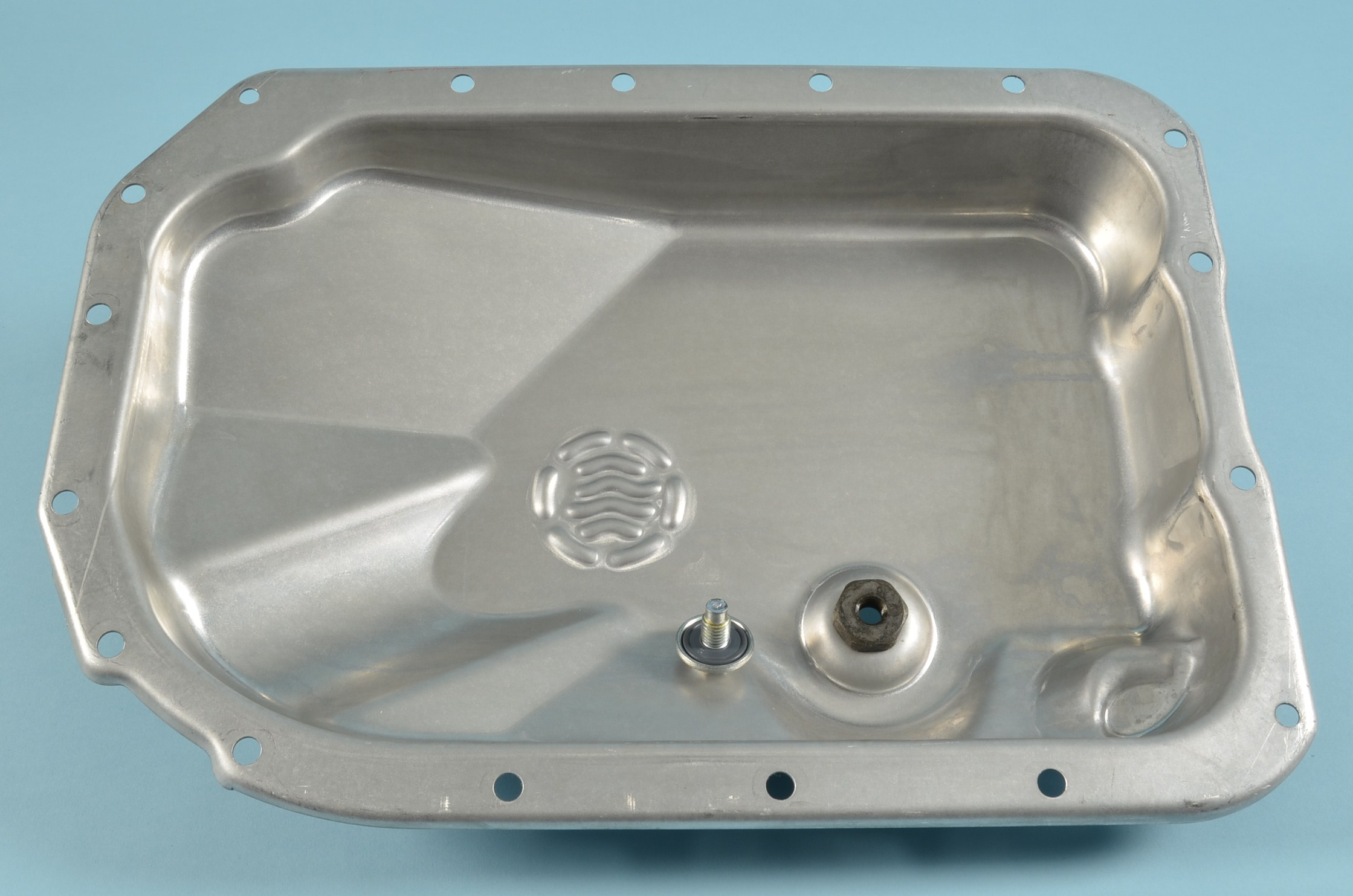 TRANSMISSION OIL PAN 4L80 97-UP