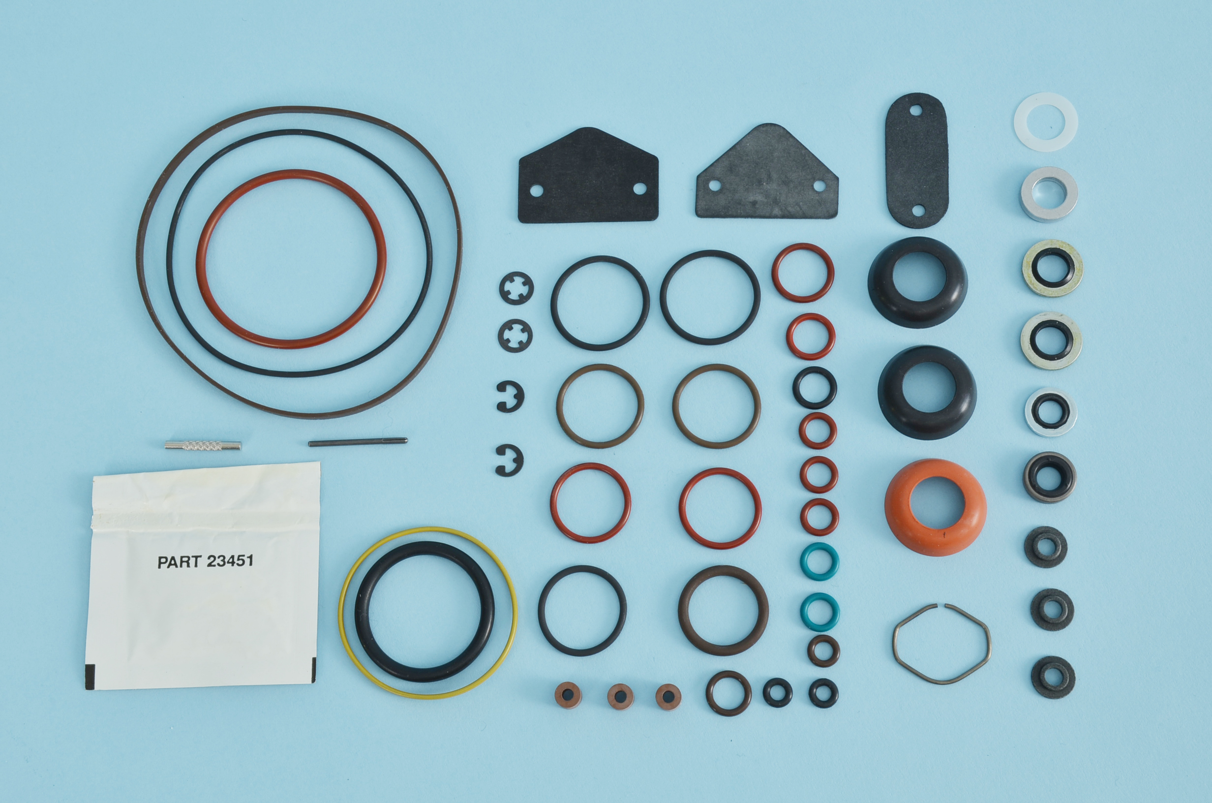 INJECTION PUMP REPAIR KIT