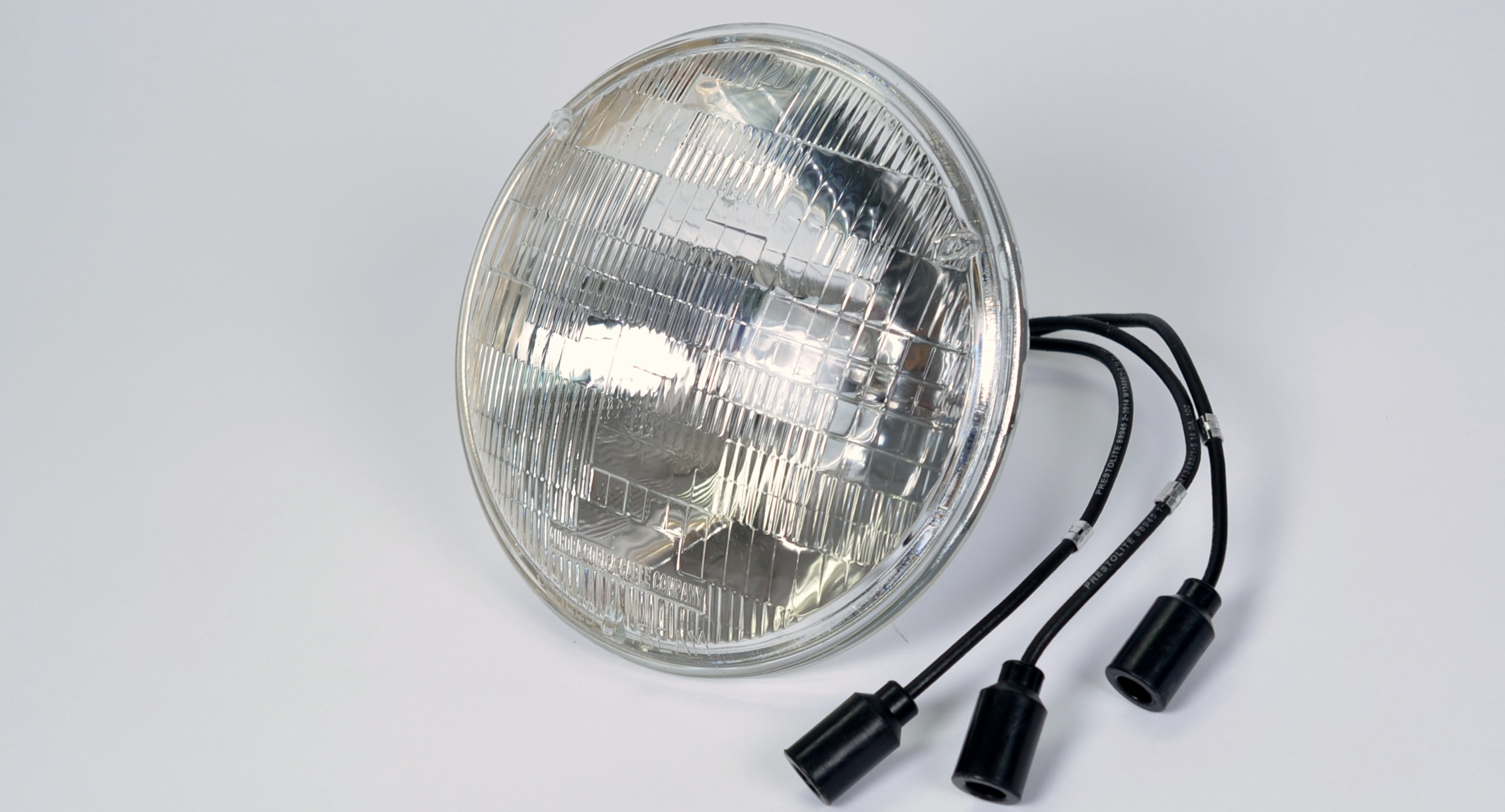 INCANDESCENT HEADLIGHT ASSEMBLY 24V