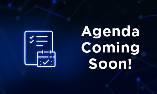 Agenda coming soon!