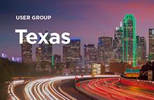 Texas User Group Meetups