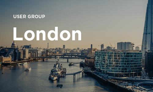 London User Group Meetup