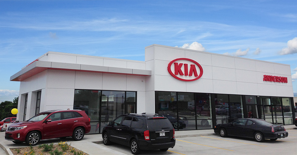 Car Dealerships In St Joseph Mo >> Anderson Kia Mitsubishi St Joseph Mo New Kia Used