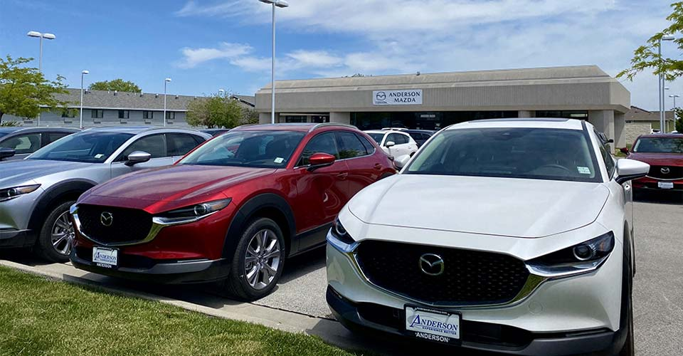 Anderson Mazda of Lincoln