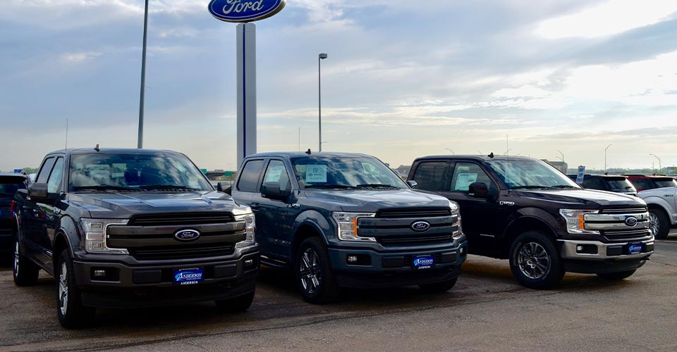 Ford Dealers Omaha >> Anderson Ford Mazda Of Lincoln New Used Car Dealership