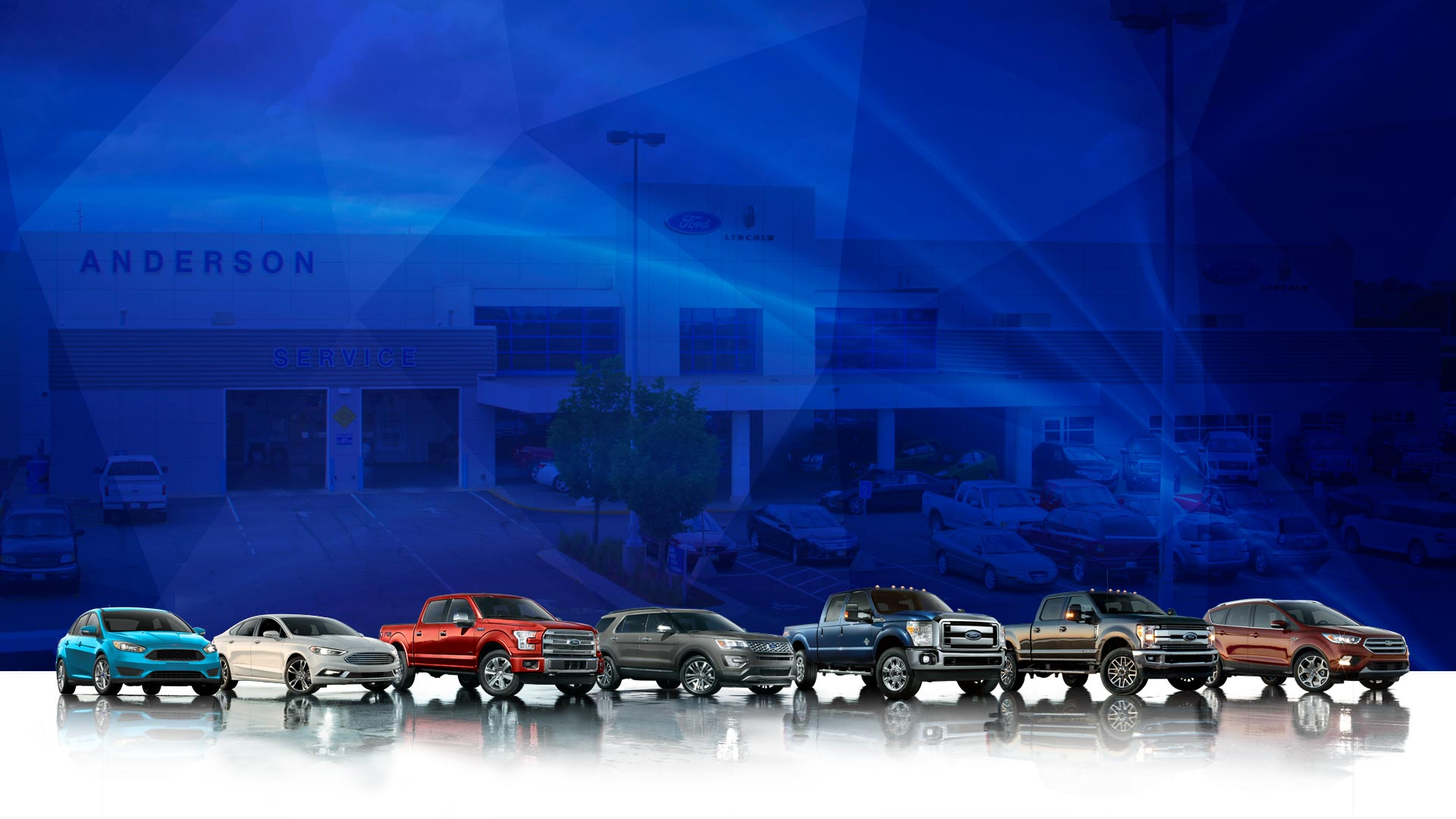 Anderson Ford Lincoln New Used Ford Dealer In Lincoln Ne