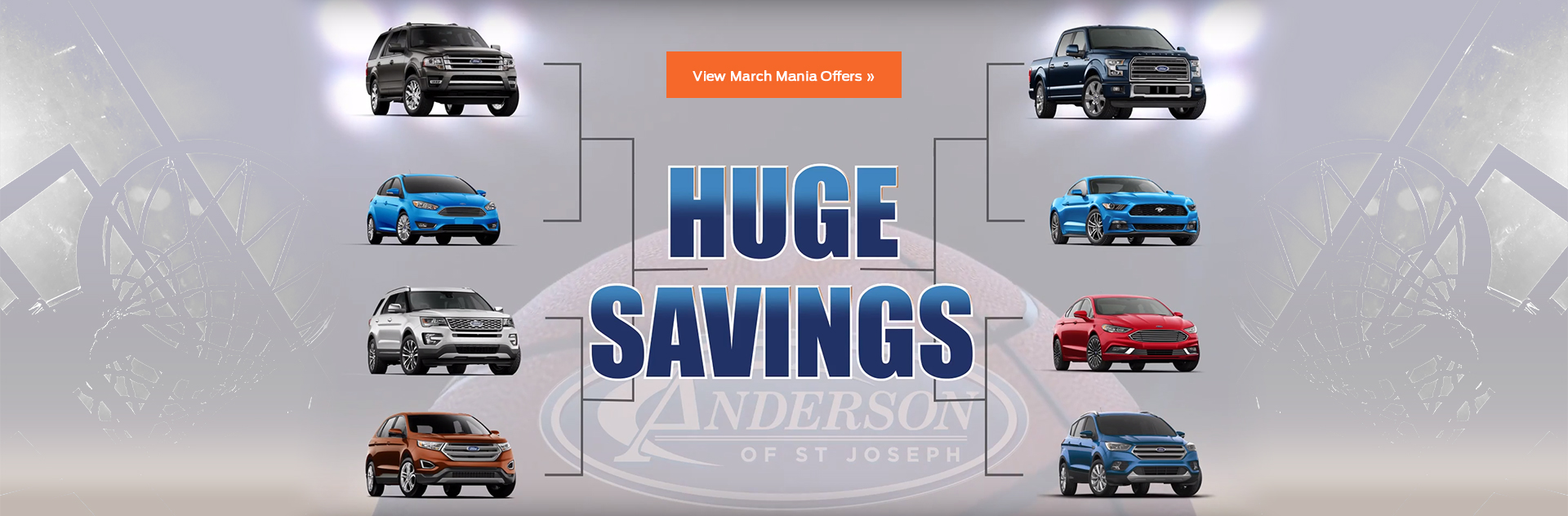 March Mania at Anderson Ford of St. Joseph