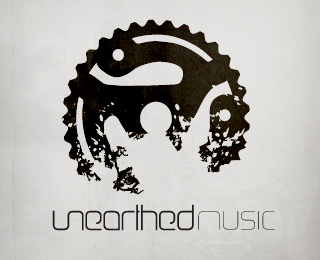 unearthed music logo