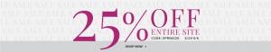 25% Off Entire Site at Anita Goodesign