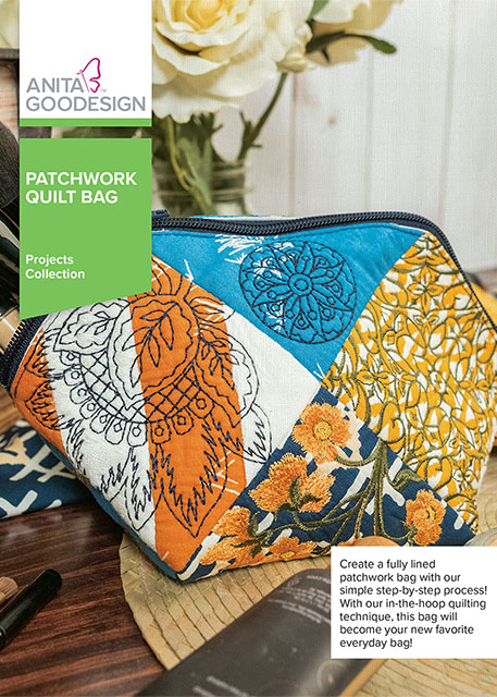 Patchwork Quilt Bags | Folded Fabric & Quilting