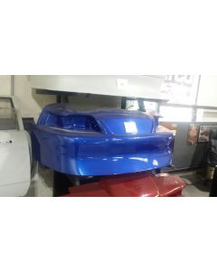 Mustang Outlaw Fascia 99-04
