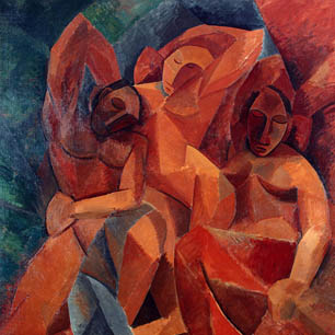 Cubism Art Canvas Prints