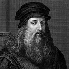 Leonardo da Vinci Canvas Art Prints