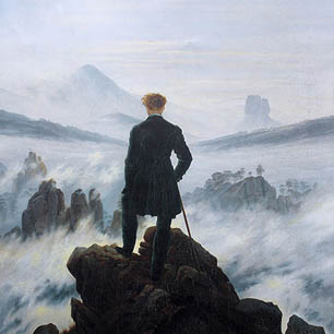 Caspar David Friedrich Canvas Art Prints
