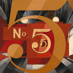 Charles Demuth Canvas Art Prints