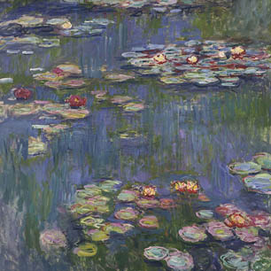 Claude Monet Canvas Art Prints