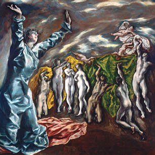 El Greco Canvas Art Prints