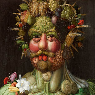 Giuseppe Arcimboldo Canvas Art Prints