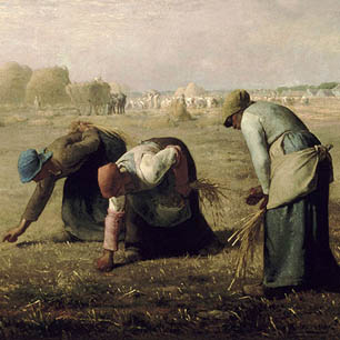 Jean-Francois Millet Canvas Art Prints