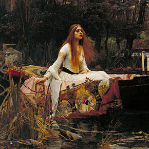 John William Waterhouse Canvas Art Prints