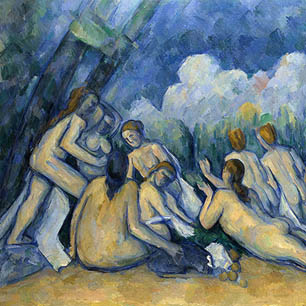Paul Cezanne Canvas Art Prints