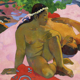 Paul Gauguin Canvas Art Prints