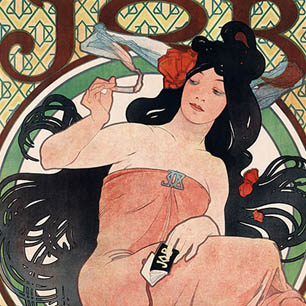 Art Nouveau Canvas Art Prints